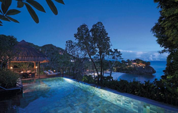 Shangri-la's Boracay Resort & Spa - 25 Must-See Honeymoon Resorts In Asia. www.theweddingnotebook.com