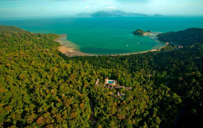 The Datai Langkawi - 25 Must-See Honeymoon Resorts In Asia. www.theweddingnotebook.com