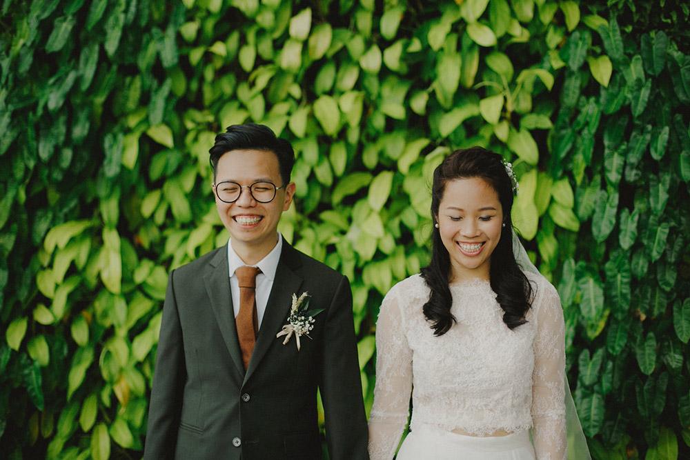 Photo by Samuel Goh Photography. www.theweddingnotebook.com