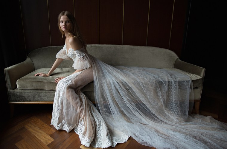 Berta Bridal Fall 2016 Collection. www.theweddingnotebook.com