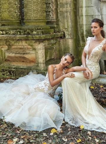 Lauren and Summerbella - Galia Lahav Fall 2017 Bridal Collection. www.theweddingnotebook.com