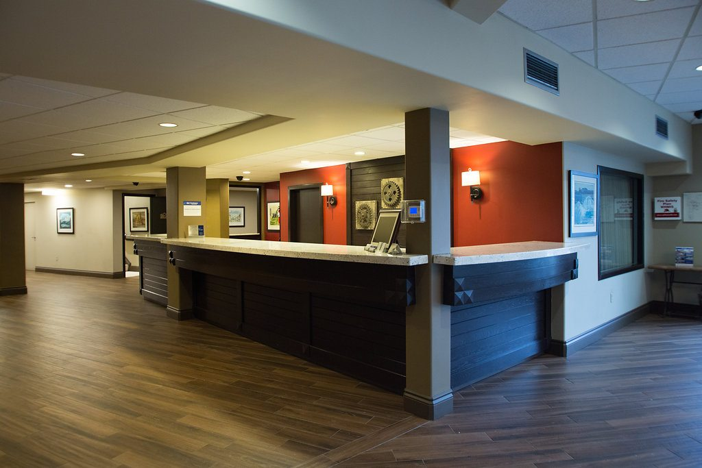 Best Western Plus Stoneridge Inn | New registration