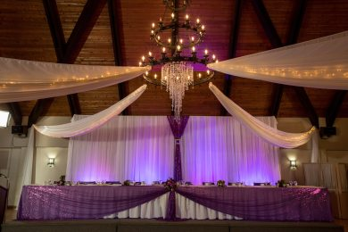 Concordia Club Kitchener Reception Hall | Photo: David & Kara Photography