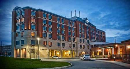 Delta Guelph Hotel & Conference Centre (and home to The Ring's Guelph Wedding Expo)
