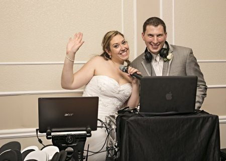 What to Look for in a DJ | Photo: Painting with Light Photography