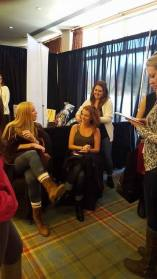 Tangles Hair Salon & Spa, Newmarket Fall 16 Expo at Station Creek Golf Club