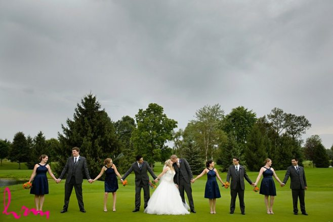 Pine Knot Golf Country Club London Wedding Venue | Photo: HRM Photography