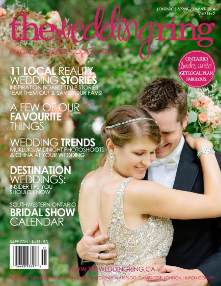 The Wedding Ring Magazine ONTARIO