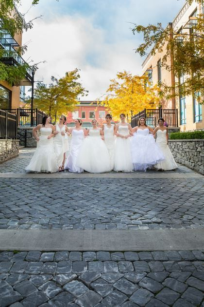 The Brides Closet by Julien Photography