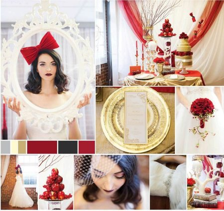 Mirror Mirror Design Palette | Photos: Lilly Ann Photography