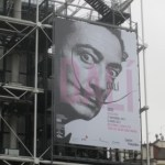 Provocative Exhibition of Dali's Work at the Pompidou Centre, Paris