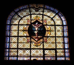 saint sulpice window
