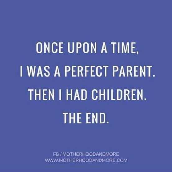 perfect parent
