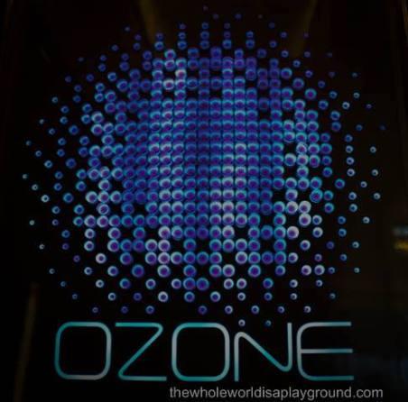 Ozone Bar Hong Kong