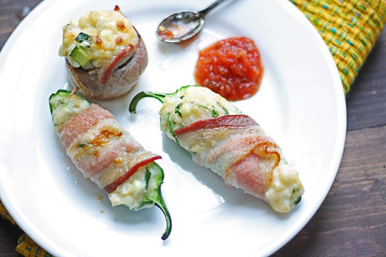 potato stuffed jalapeno poppers