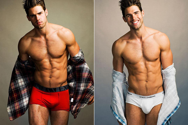 chad_white_hot_guy_naked_abs_bulge_armani_fit