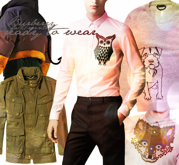 burberry_ready_to_wear_menswear_fall_winter_2012_fox_shirt_owl_shirt_dog_sweater_multicolor_bomber_Jacket1