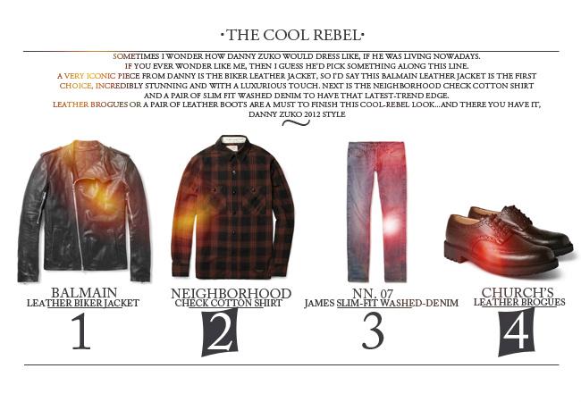 thewild_swans_looks_winter_autumn_mrporter_thecool_rebel_danny_zuko_grease_balmain_leather_jacket2