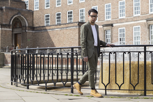 forever-21-men-spring-summer-2015-styled-by-ronan-summers-look2-olive-chino-suit-05