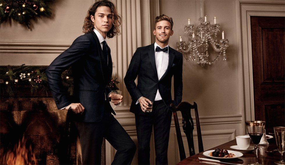 tommy hilfiger winter holidays campaign 2015 - Tommy Christmas