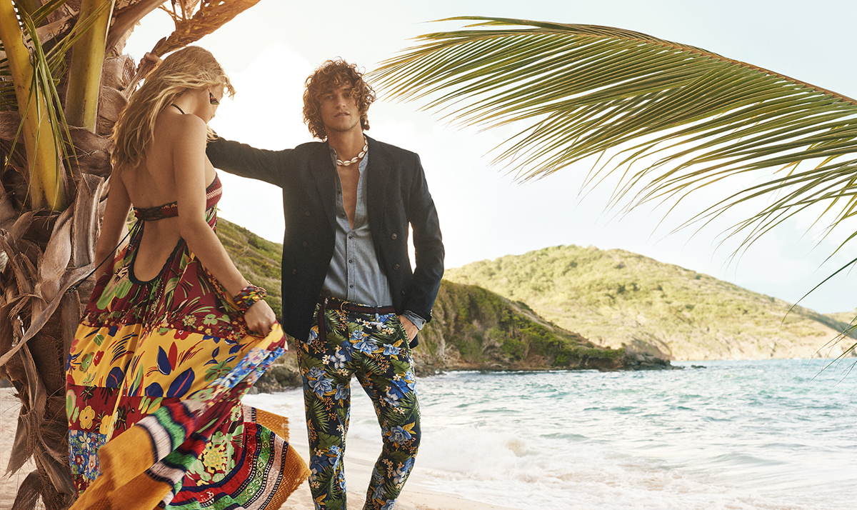 to wear - Hilfiger tommy spring summer campaign video