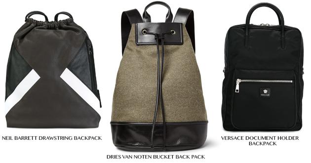 alternative backpacks