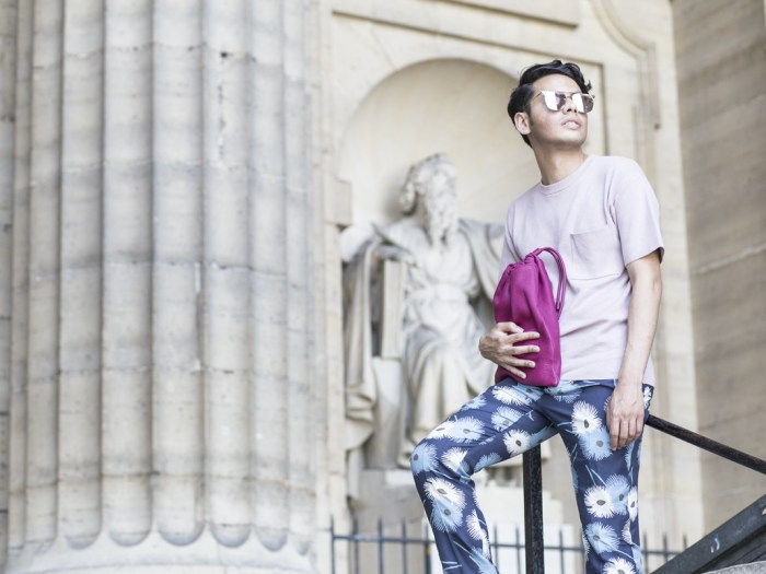 Fashion Week Outfit Series: Let's hang in Paris