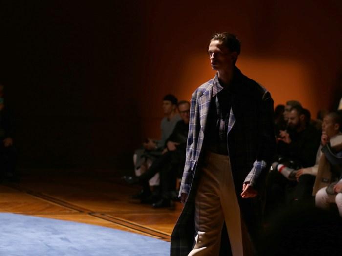 Mode a Paris Homme AW18 WOOYOUNGMI / Machintosh 003 / Sean Suen