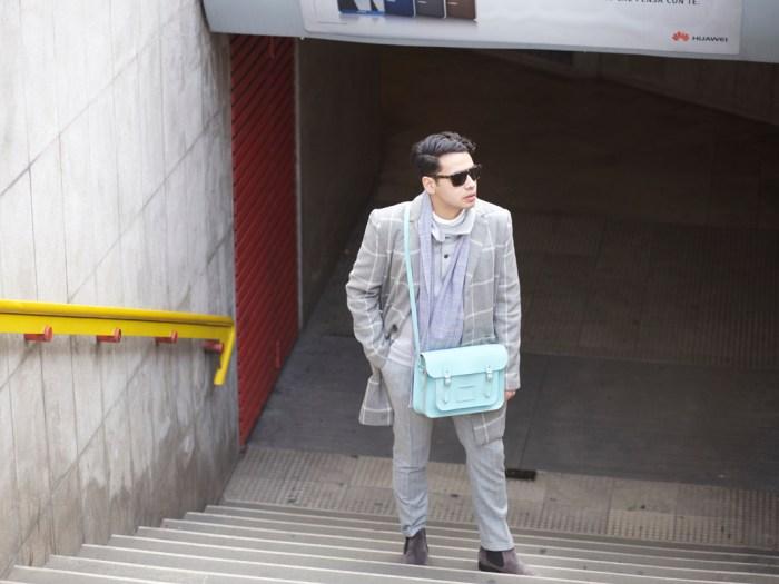 Mr Grey in Milano