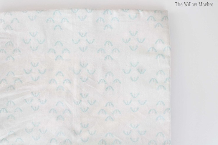 How to sew French seams. How to get rid of raw edges on your pillow covers.