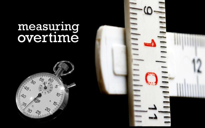 measuring overtime