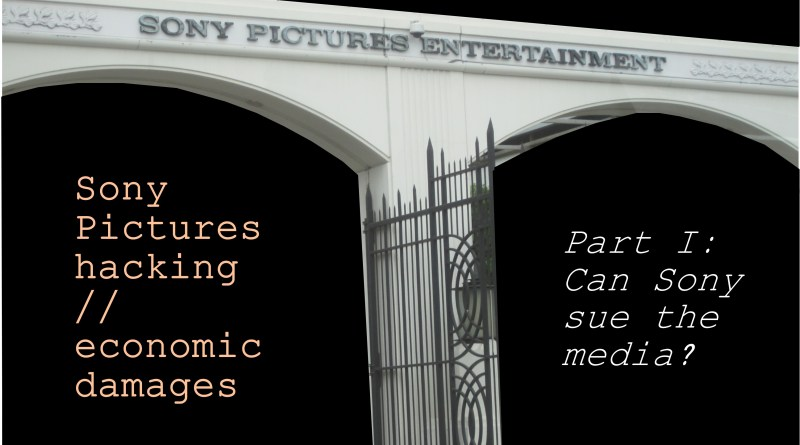 Sony Pictures Hacking Part I