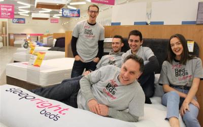 Bed4Beds raises £2,250 for Malawi and Maidstone