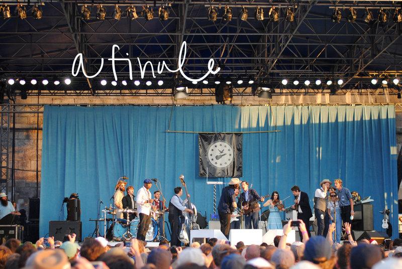 Newport Folk Fest 2014 FINALE