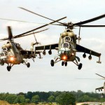 MI-24 Hind Helicopter by cool images786