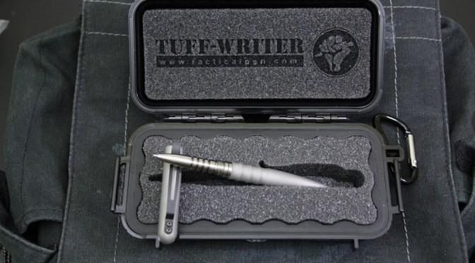 Tuff Writer Tactical Pens