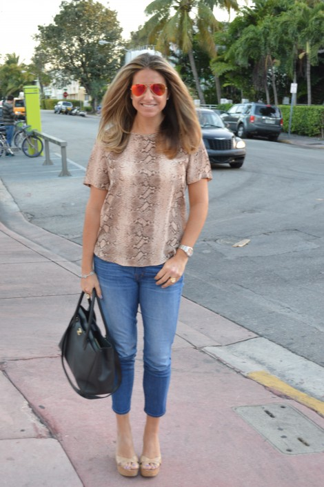 Maria Tettamanti Miami fashion Blogger