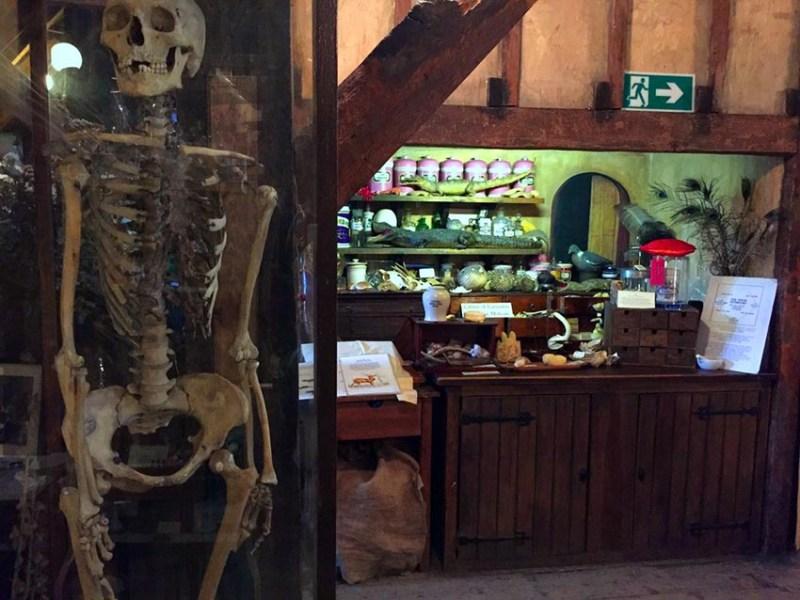 Museo del antiguo quirófano de Londres