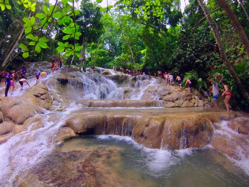 Dunn´s River falls jamaica