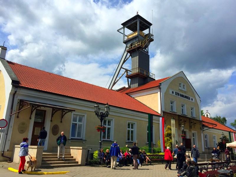 minas de sal wieliczka cracovia polonia