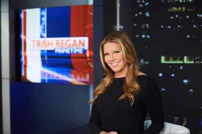 Fox Business Host Trish Regan Warns: 'We Will Overtake Shark Tank'
