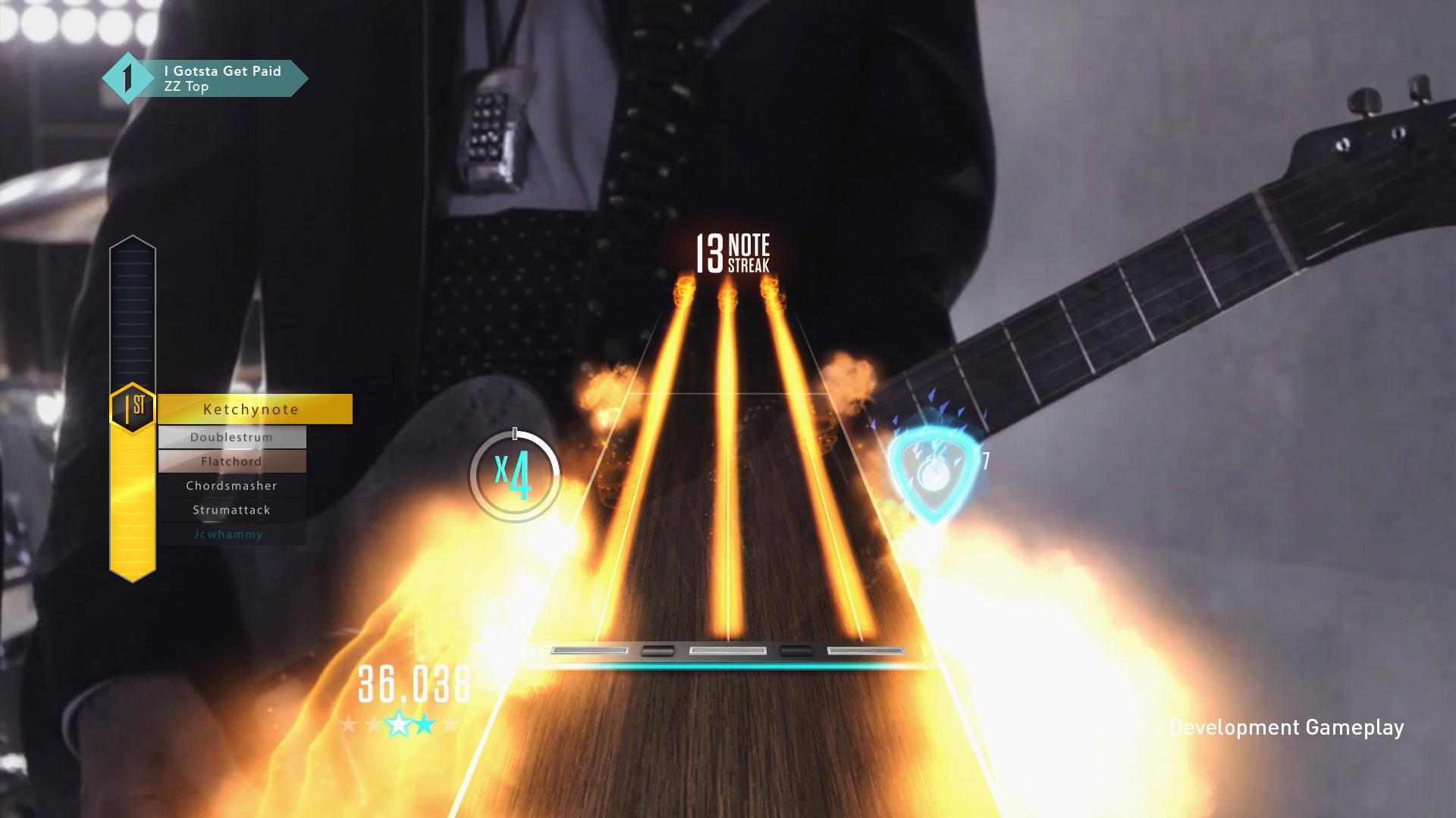 Guitar Hero Live Hero Powers detailed!