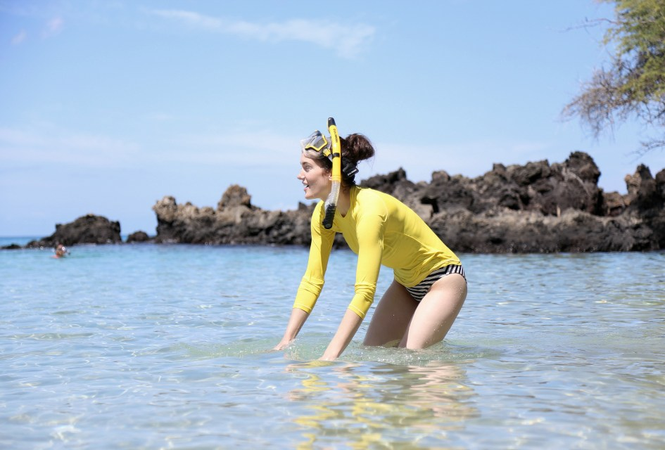 Yellow Snorkel 3a