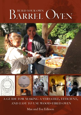 Build Your Own Barrel Oven Book