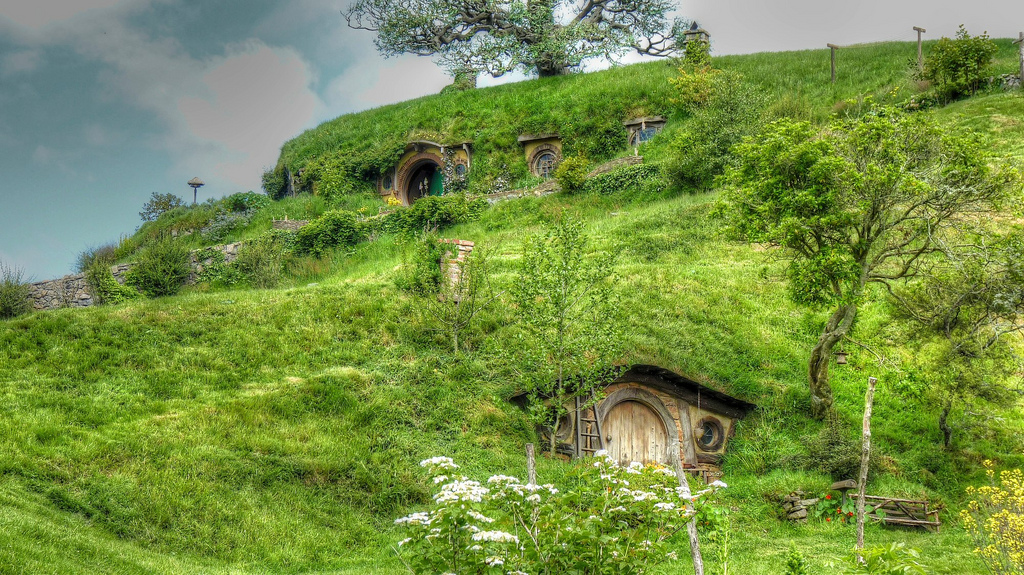 See more Hobbit house pictures in my follow-up post!