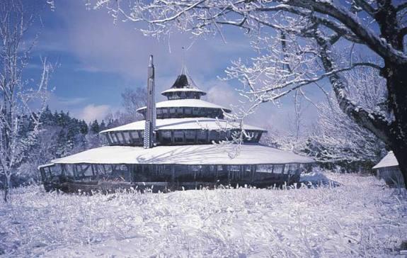 Bill Coperthwaite Yurt House