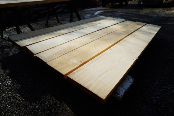 Ash Wood For Workbench