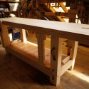 Check This: The Completed Roubo Workbench