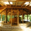 Off-Grid Straw Bale Cabin Photo Update