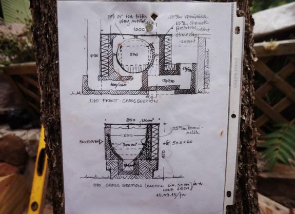 Rocket-Style Griddle Oven Plans